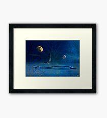 The Voyager Framed Print