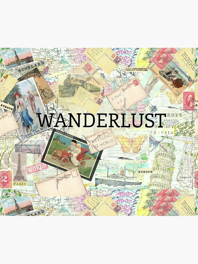 Wanderlust Travel Quote by goldenslipper
