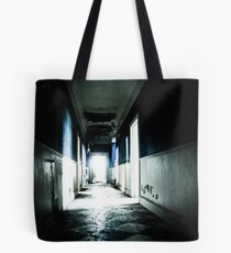 Hurry, or you'll be late for class Tote Bag