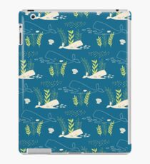 Very Hungry Whale iPad Case/Skin