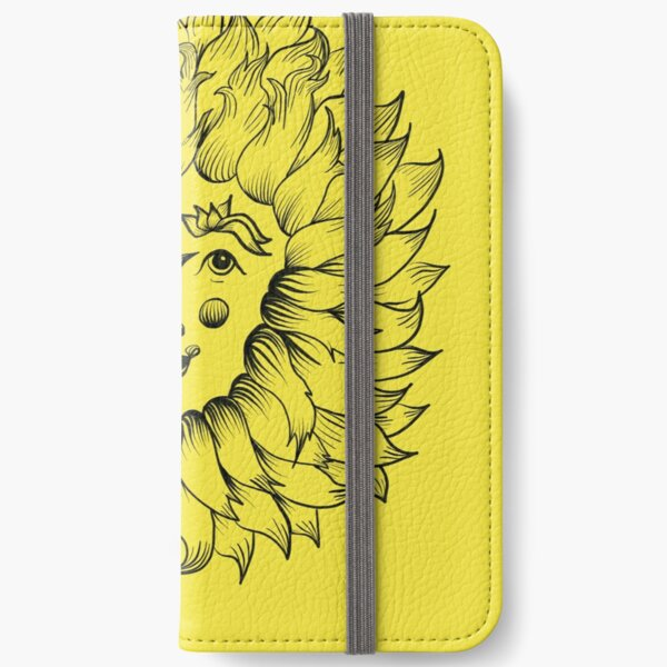 Be the Sunshine iPhone Wallet
