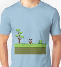 Duck Hunt Dog Unisex T-Shirt