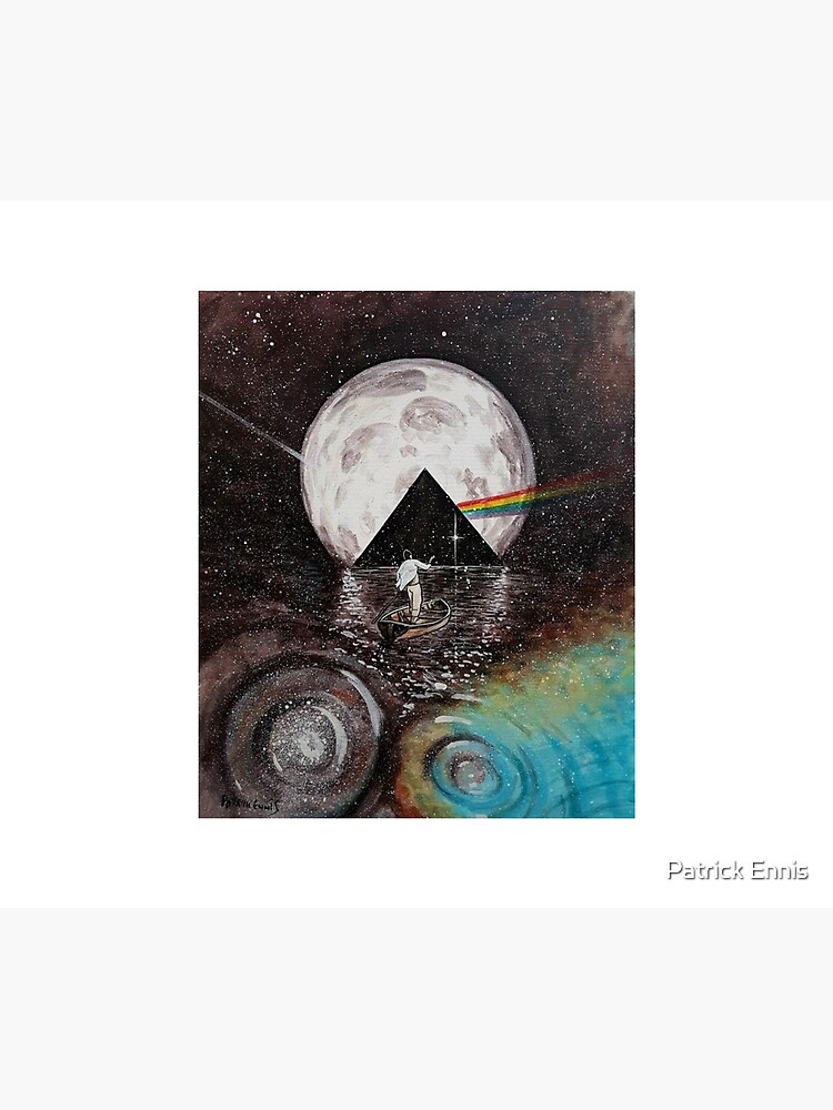Pink Floyd fan art by PatrickEnnis