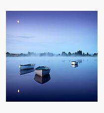 Loch Rusky , Trossachs Photographic Print