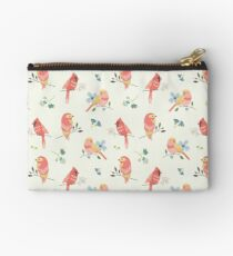 Soft Melody Zipper Pouch