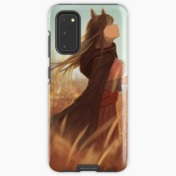 Spice and Wolf - Holo Samsung Galaxy Tough Case