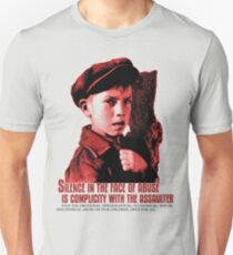 CHILD ABUSE (LETS STOP IT ONCE FOR ALL) Unisex T-Shirt