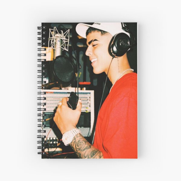 LUNAY Studio Session Spiral Notebook