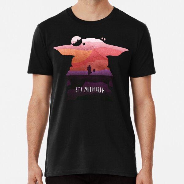 El bebé inteligente Camiseta premium