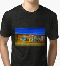 Street Tag Tri-blend T-Shirt