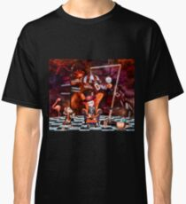 Madness in the Hatter's Realm Classic T-Shirt