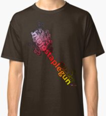 MojoStaplegun Large Logo Classic T-Shirt