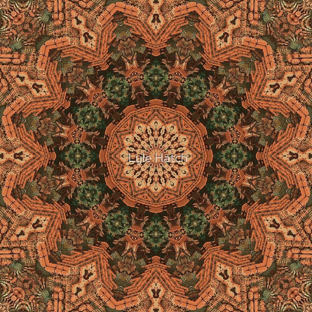 Bricks and Mortar Kaleidoscope by Lyle Hatch