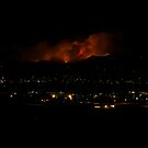 Boulder Fourmile Canyon Fire by Jonathan Bartlett
