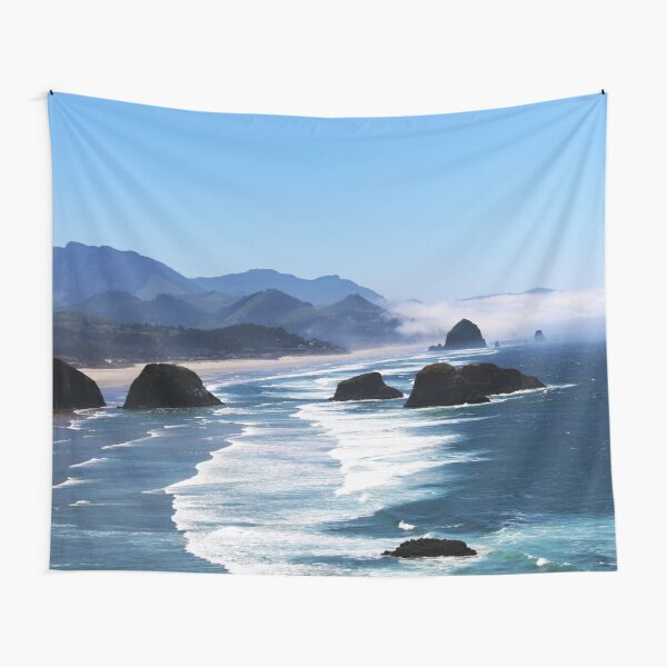 Cannon Beach, Oregon Tapestry