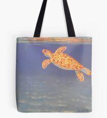 """Surfacing"" Tote Bag"