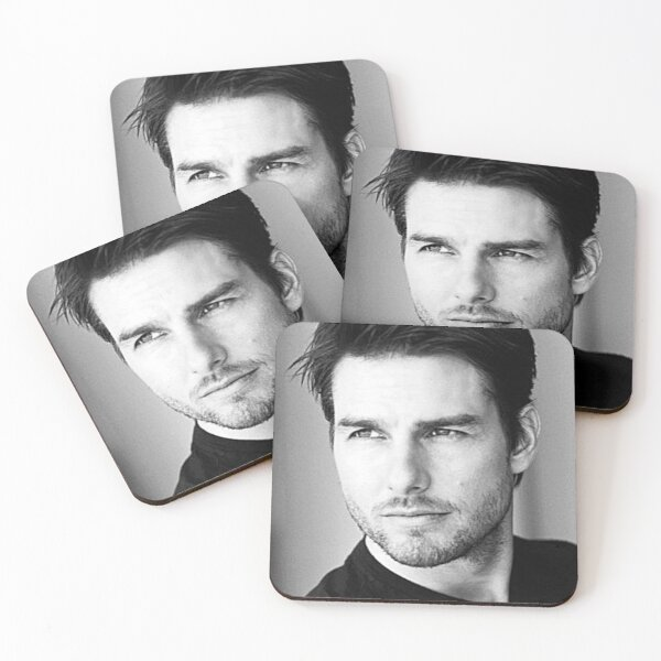 Tom Cruise Coasters (Set of 4)
