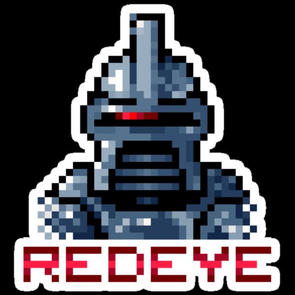 Redeye Cylon by mikiex