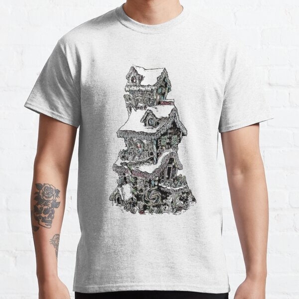 Copy of Gingerbread House 2 Classic T-Shirt