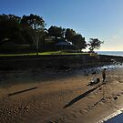 Shorncliffe. Brisbane, Queensland, Australia. by Ralph de Zilva