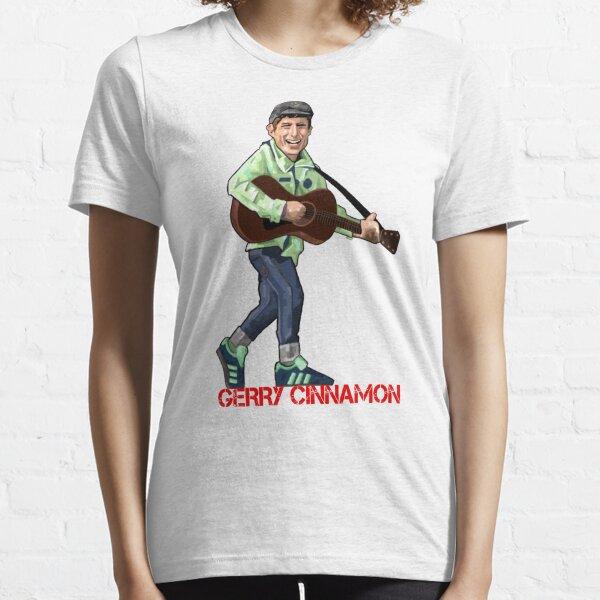 GERRY CINNAMON Essential T-Shirt