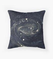 Galaxy Mix Throw Pillow