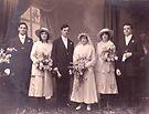 The Wedding 1916 by Virginia McGowan