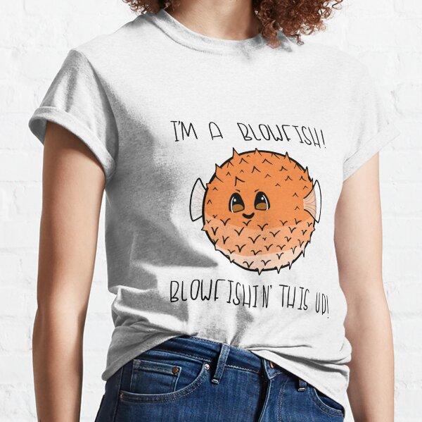 I'm a Blowfish! Jesse Pinkman - Breaking Bad Classic T-Shirt