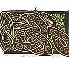 Carpet Python by SnakeArtist