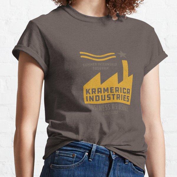 Kramerica Industries Summer Internship Program - Business as Usual (Since 1997) [distressed] Classic T-Shirt