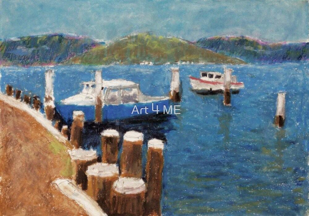 Adam Pearson's 'Brooklyn on the Hawkesbury River' by Art 4 ME