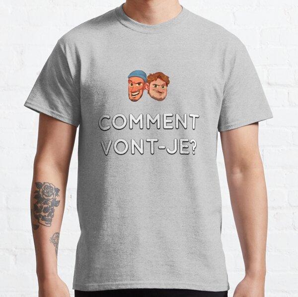 HOW DO I GO? MCFLY AND CARLITO Classic T-Shirt