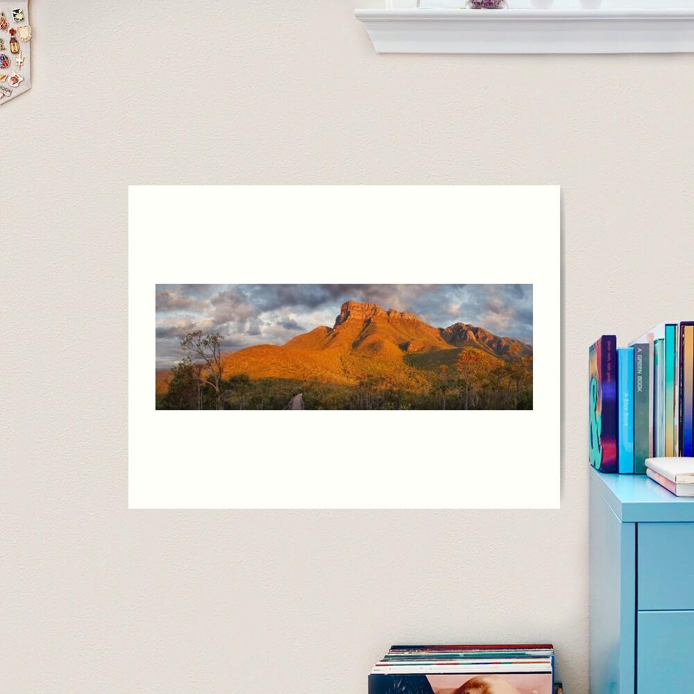 Bluff Knoll, Stirling Ranges, Western Australia Art Print