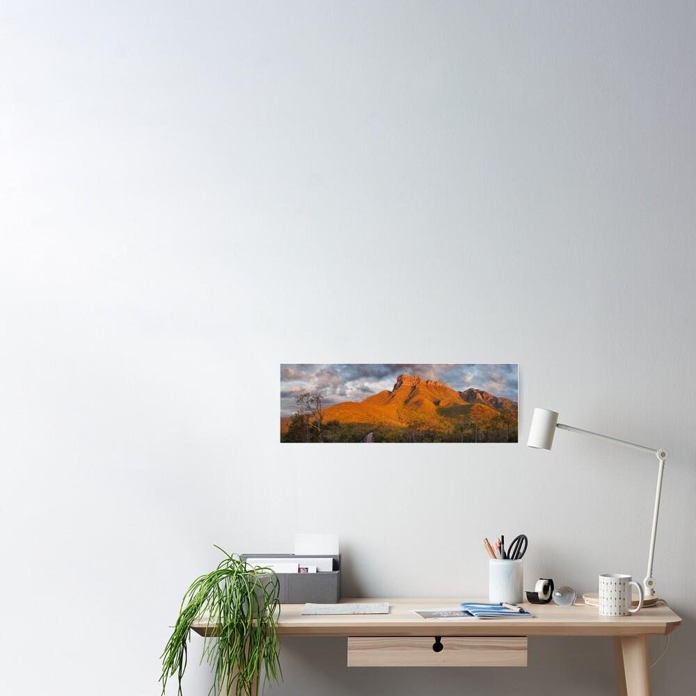 Bluff Knoll, Stirling Ranges, Western Australia Poster
