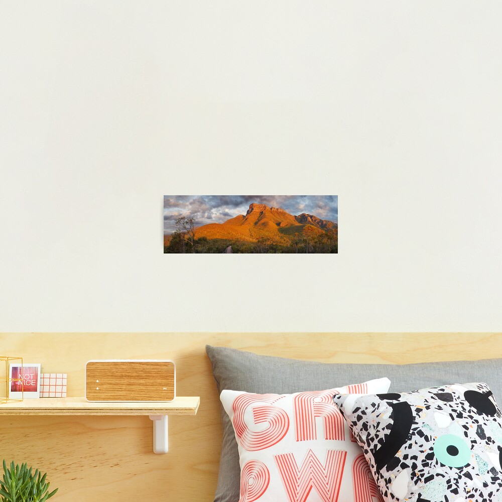 Bluff Knoll, Stirling Ranges, Western Australia Photographic Print