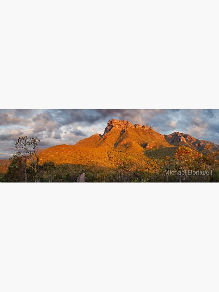 Bluff Knoll, Stirling Ranges, Western Australia by Chockstone