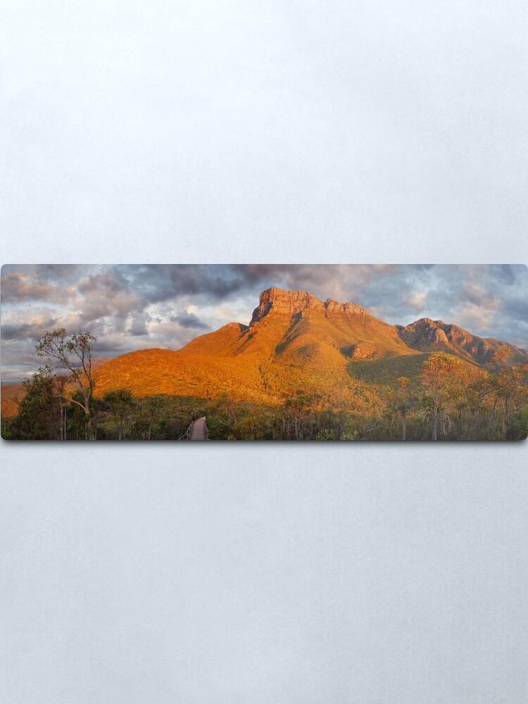 Alternate view of Bluff Knoll, Stirling Ranges, Western Australia Metal Print