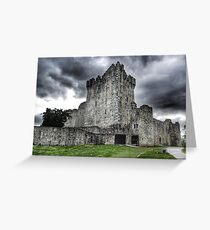 Ross Castle Ireland Greeting Card