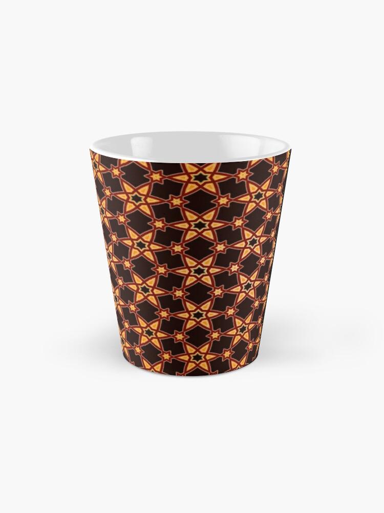 Alternate view of Starry Circles Mug