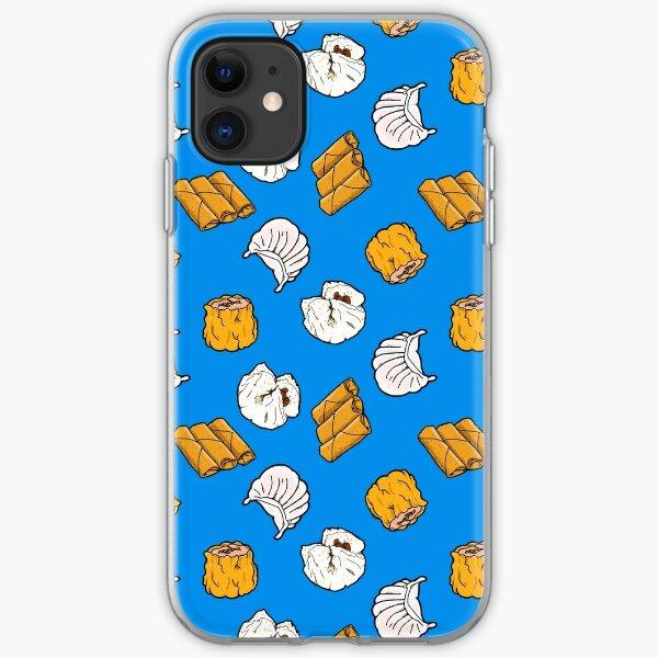 dim sum iPhone Soft Case