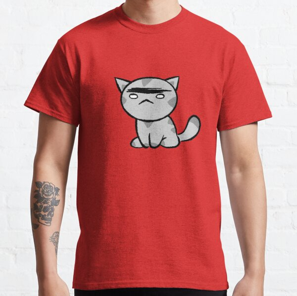 Grumpy Cat Chibi Classic T-Shirt