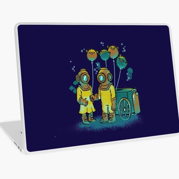 The Balloonfish Vender  Laptop Skin
