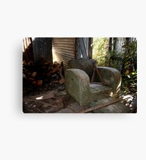 Abandoned - HILL END NSW Canvas Print