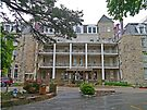 Crescent Hotel, Eureka Springs, Arkansas, USA by Margaret  Hyde