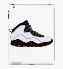 "Air Jordan X (10) ""Chicago"" iPad Case/Skin"