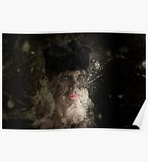 WOMAN IN A VEIL  Poster