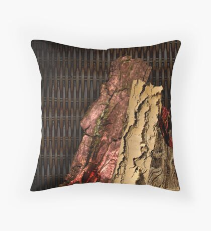"""""""Combustable Combination"""" Throw Pillow"""
