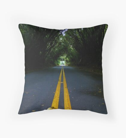 Welcome to the Jungle Throw Pillow