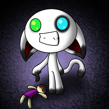 Bink and His Creepy Doll by DarthSpanky