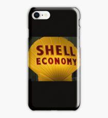 Shell Economy iPhone Case/Skin
